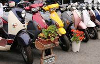 バイク・自転車販売のイメージ